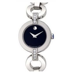 Movado® Stainless Steel Watch