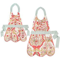 Adeline Matching Mother's Apron