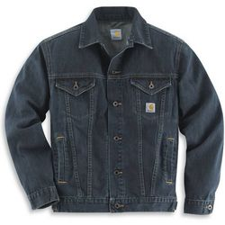 Carhartt Men's Denim Jean Jacket