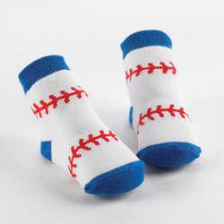 Baby Boy's Baseball Socks