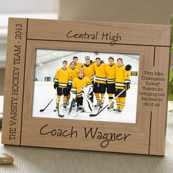 From the Class Personalized Teacher's Frame