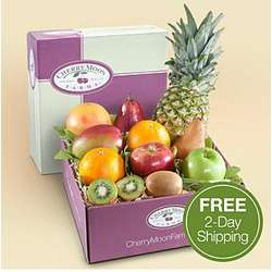 Tropical Treasures Fruit Box