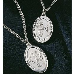 Personalized Girls Sports Medallion