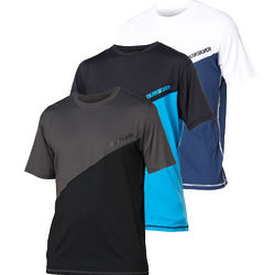 Men's Quiksilver Colorblock Loose Fit Rashguard