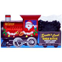 Santa's North Pole Coal Gigabite Candies
