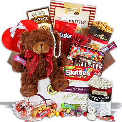 Send a Bear Hug Sweets Care Package