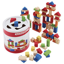 Toddler's Best Wood Block Toys