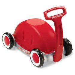 Radio Flyer Push, Pull and Ride Trike