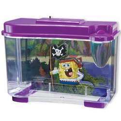 SpongeBob Pirate Aquarium Starter Kit