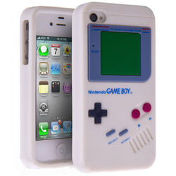 Game Boy iPhone Silicone Case