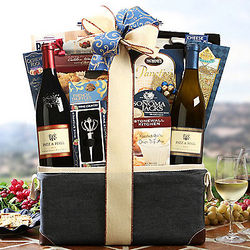 Patz & Hall Sonoma Country Wine Gift Basket