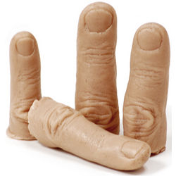 Creepy Finger Soap