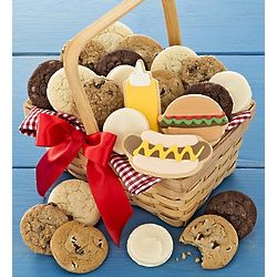 Summer Grill Cookie Basket