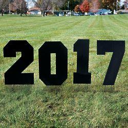 2017 Yard Sign