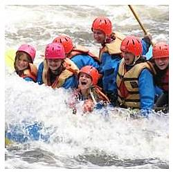 White Water Rafting in New York or Pennsylvania
