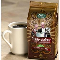 Newman's Own Vanilla Caramel Coffee