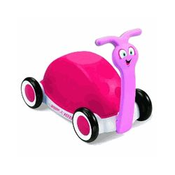 Radio Flyer Girls Push, Pull and Ride Trike