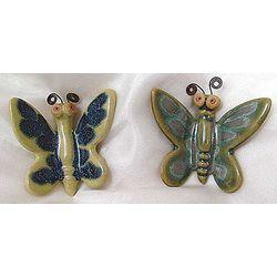 Butterfly Celebration Magnets