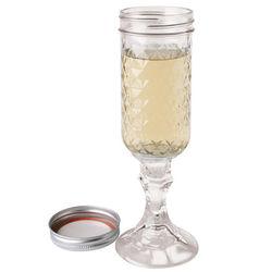 Redneck Champagne Flutes