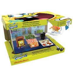 SpongeBob Living Room Aquarium Kit