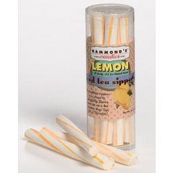Lemon Iced Tea Sippers