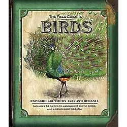 The Field Guide to Birds Hardcover Book