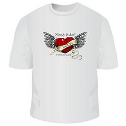 Tattoo Love Tee for Men
