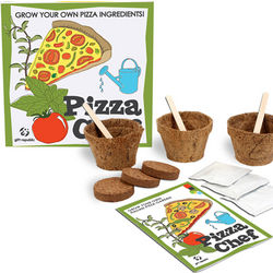 Grow Your Own Pizza Kit