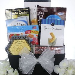 Christmas Joy Sugar Free Gift Basket