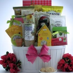 Taste of Spring Mother's Day Gourmet Gift Basket