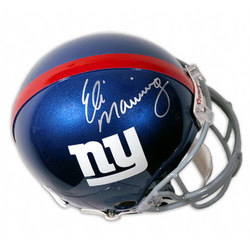 Eli Manning NY Giants Autographed Authentic Helmet