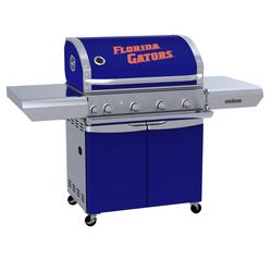 Florida Gators Team Grill Patio Series MVP Gas Grill
