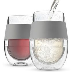 Perfectly Chilled Wine Glasses