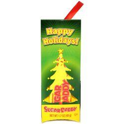 Happy Holidays Sugar Babies Candy Ornament
