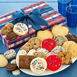 American Classic Bakery Medium Assortment Cookie Gift Box
