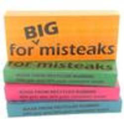 Recycled Rubber Eco Erasers for Big Mistakes