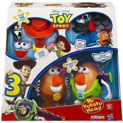 Toy Story 3 Mr. Potato Head Play Set