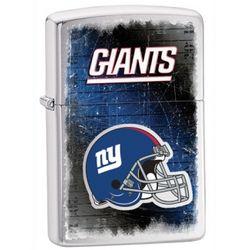 Personalized New York Giants Zippo Lighter