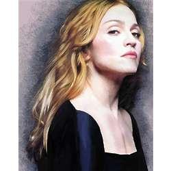 Madonna Pop Art Print