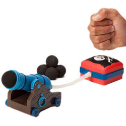 Cannon Ball Shooter Toy