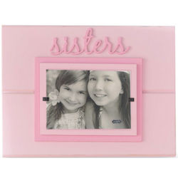 Sisters Wooden Frame