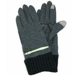 Touch Tech Heat Retaining Gloves with Pocket