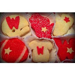 Wisconsin Badgers Home-Baked Sugar Cookie Gift Box