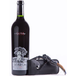 Silver Oak Napa Valley Cabernet and Corkscrew Gift Set