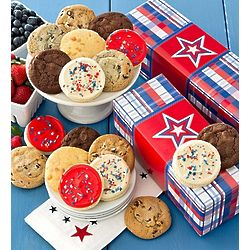 Americana Classic Cookie Gift Box