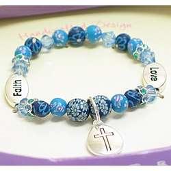 Faith and Love Bracelet