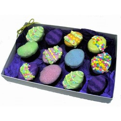Easter Egg Brownie Bites Gift Box