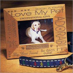 Love My Pet Frame