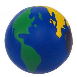 Multicolored Earth Stress Ball