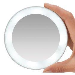 15X Lighted Spot Mirror